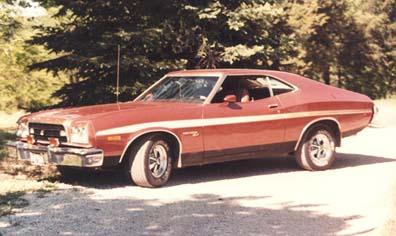 Eric Graef's 1973 Gran Torino